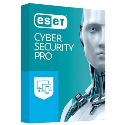 ESET Cyber Security PRO - 3 Kullanıcı - 1 Yıl