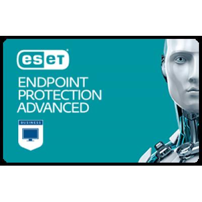 ESET Endpoint Protection Advanced - 11 Kullanıcı - 1 Yıl