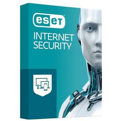 ESET Internet Security - 3 Kullanıcı - 1 Yıl