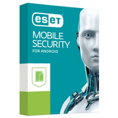 ESET Mobile Security for Android - 1 Cihaz - 1 Yıl