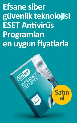 Eset Antivirüs Programı